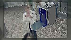 News video: Police Release Airport Footage of MacKenzie Lueck Before Her Disappearance