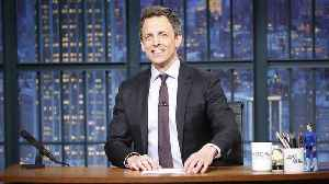 Late-Night Hosts Take Issue With Trump's Response to E. Jean Carroll's Accusations | THR News [Video]