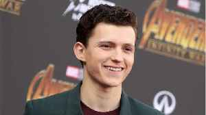 Tom Holland 'Heartbroken' That His 'Into The Spider-Verse' Cameo Was Cut [Video]