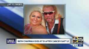 Beth Chapman dies after battle with cancer [Video]