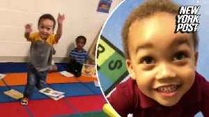 'Daddy!': Preschooler's pure joy at seeing his father will melt your heart [Video]