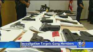 San Pedro Gang Accused Of Running Drug Trafficking Ring In Federal Indictment [Video]
