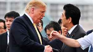 Trump Criticizes Japan's Military Agreement With U.S.