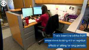 WEB EXTRA: Negative Effect Of Sitting Too Long [Video]