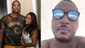 Carmelo Anthony SPOTTED On Yacht With Another Woman ON Wife LaLa's Birthday, Denies The Whole Thing [Video]