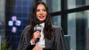 News video: Olivia Munn Almost Turned Down