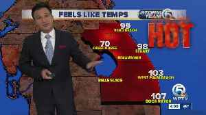 Updated Wednesday forecast [Video]