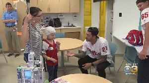 Children At AI Dupont Hospital For Children Received Special Visitors Wednesday [Video]