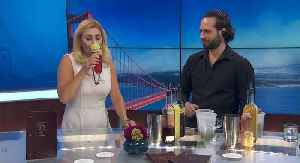 San Francisco Mixologist Offers Summer Cocktail Recipes [Video]