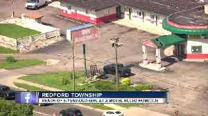 Mom & boyfriend in custody after 5-year-old girl found dead at Redford motel [Video]