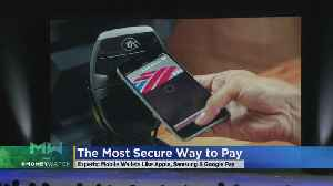 Mobile Payment Ranks Higher Than Credit Cards In Consumer Security [Video]