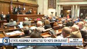 Evers mum on Wisconsin budget veto plans [Video]