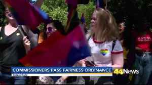 City Commissioners Pass Fairness Ordinance [Video]