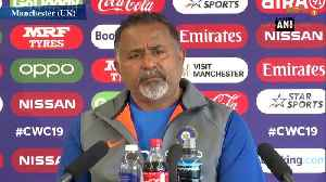 World Cup 2019 : Bharat Arun's big comment on India's Controversial Orange Jersey | Oneindia News [Video]