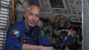 Astronaut Luca Parmitano chronicles his mission for Euronews [Video]