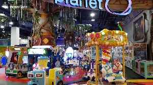 Thailand BANS children's claw grabber games over gambling fears [Video]