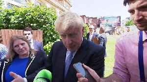 Boris Johnson: We will get Brexit done by October 31st [Video]