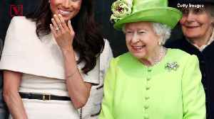 New Details on Queen Elizabeth II and Meghan Markle's Relationship, What They Have in Common [Video]