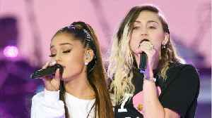 Ariana, Miley, And Lana Made A New Song [Video]