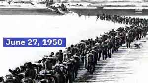 This Day in History: Truman Orders US Forces to Korea [Video]