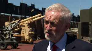 Corbyn: Labour will do everything to stop no-deal Brexit [Video]