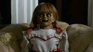 Did New Annabelle Film Reveal Next Conjuring Spinoff [Video]