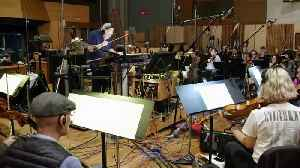 Toy Story 4 Movie B-Roll - Scoring Session [Video]
