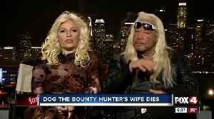 Beth Chapman dies from cancer [Video]