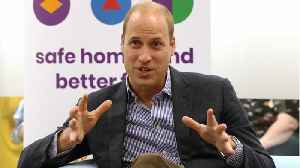 "Prince William Says It Would Be ""Absolutely Fine"" If One Of His Three Children Were Gay [Video]"