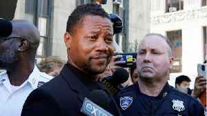Cuba Gooding Jr. goes to court over groping allegations [Video]