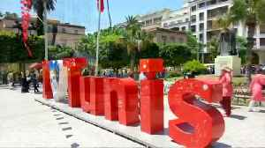 Twin suicide bomber attacks hit Tunis [Video]
