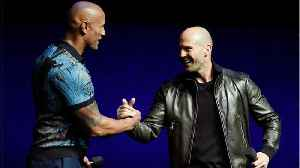 Hobbs & Shaw Featured on Entertainment Weekly Cover [Video]