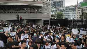 Fresh protests hit Hong Kong as activists seek voice at G20 [Video]