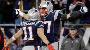 New England Patriots wide receiver Julian Edelman explains what he'll miss about Rob Gronkowski in 2019 [Video]