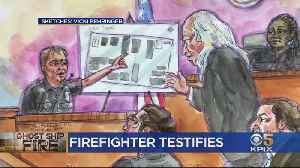 Defense In Ghost Ship Trial Bolstered By Firefighter Witness [Video]