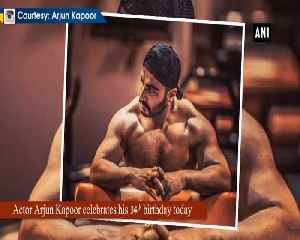 Wishes pour in as Arjun Kapoor turns 34 [Video]
