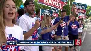 Were some downtown bar employees paid $200 to attend a mayoral campaign rally? [Video]