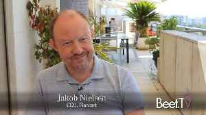 The Long Slow Road To Scale & Power: Finecast's Nielsen On Advanced TV [Video]
