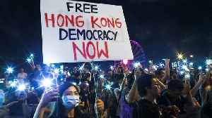 Hong Kong protesters rally again to demand freedoms from China