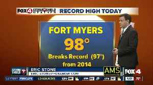 Forecast: Not as hot today with another round of afternoon and evening storms [Video]