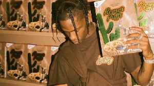 Travis Scott and Reese's Puffs release $50 Limited Edition Cereal Box [Video]