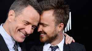 Bryan Cranston and Aaron Paul tease potential 'Breaking Bad' reunion [Video]