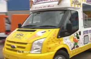 Electric ice cream van serves up zero emissions [Video]