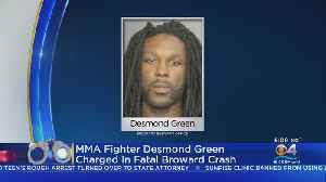 Nearly A Year Later, Police Arrest MMA Fighter For Causing Deadly I-75 Crash [Video]