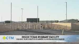 Texas Migrant Facility Faces Lawsuit Alleging Unsanitary Conditions [Video]