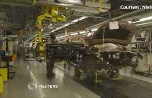 UK car output slumps for 12th month in a row [Video]