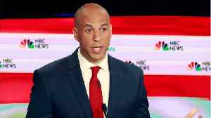 News video: Google Trends Puts Gabbard And Booker As Clear Winners In First Democratic Debate