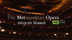 'Manon - Met Opera 2019' Trailer [Video]