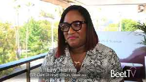 With Progress On Diversity And Inclusion, Worker Retention Now Crucial: Omnicom's Warren [Video]