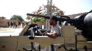 Libya's UN-recognised government retakes key town [Video]